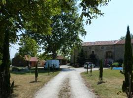 Le Clos de Ceintres, Cheminas (рядом с городом Cremolière)