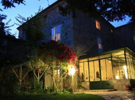 la maison des chartreux, Brives-Charensac