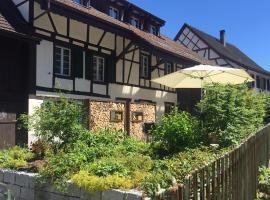 Bed and Breakfast In The Green, Rüdlingen (Buch yakınında)
