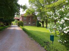 Domaine de Magis, Peerds (Sint-Pieters-Voeren yakınında)