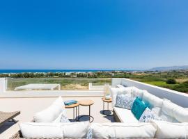 Triton Sea View Villa, Asprouliánoi