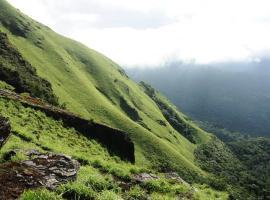 Trupthi Guesthome, Kalasa (рядом с городом Bālehonnūr)
