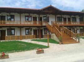 Complex Barite, Chernevo