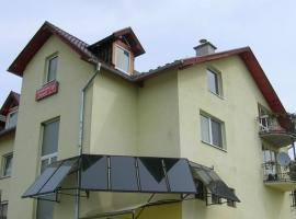 Penzion Diamant, Levoča