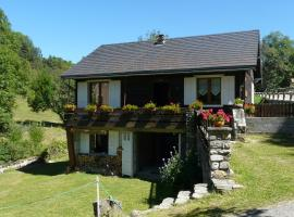 Chalet Roche Rousse, Gresse-en-Vercors