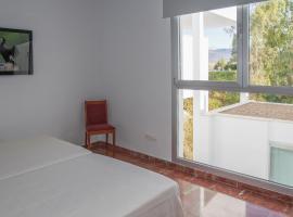 Apartamentos Embalse de Orellana, Orellana la Vieja (рядом с городом Navalvillar de Pela)