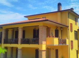 Il girasole, Castel Ritaldi