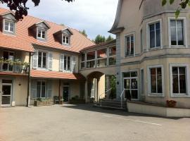 Hôtel du Rangen, Тан (рядом с городом Bourbach-le-Bas)