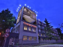 Orange Hotel Select Beijing Wukesong, Pekin (Wulu Zhan yakınında)