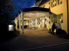 Hotel-Restaurant Arneggers Adler, Tiefenbronn (Heimsheim yakınında)