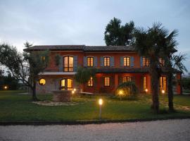 Ca' Borgo delle Rane, Pernumia (Monselice yakınında)