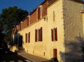 Manoir Saint-Louis, Bouglon (рядом с городом Ruffiac)