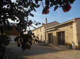 charmante maison a la campagne, Taizé (рядом с городом Oiron)
