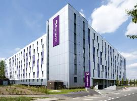 Premier Inn Heathrow Airport Terminal 4, Heathrow