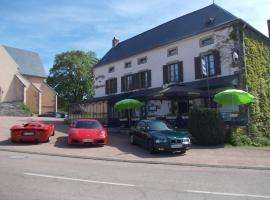 Auberge du Morvan, Alligny-en-Morvan (рядом с городом Moux-en-Morvan)