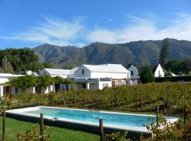 The Vineyard Country House