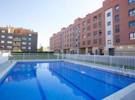 Apartamento Italia, Logroño (El Cortijo yakınında)