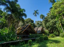 Khaosok Riverside Cottages