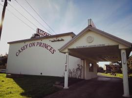 Casey on Princes Motel, Hallam (Narre Warren North yakınında)