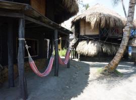 Bungalows San Bernardo del Viento, Pueblo Coco (San Bernardo del Viento yakınında)