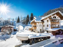 ALMHOF Alpin Apartments & Spa