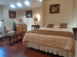 Hotel Boutique Colonial
