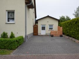 Ferienzimmer *Auszeit*, Sassnitz (Lanken yakınında)