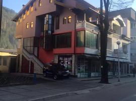 Motel Hollywood, Jablanica (Glogošnica yakınında)