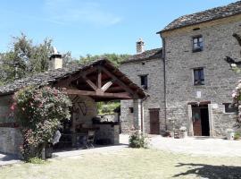 Ca' d'Alfieri, Bardi (Sozzi yakınında)