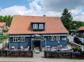 Hotel Garni und Gaststätte Zum Holzfäller, Schierke
