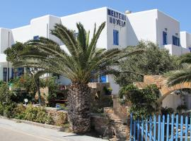 Meltemi Hotel Kythnos, Loutrá
