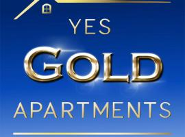 Апартаменты Yes Gold