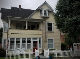 Hatfield McCoy House Inn, Williamson (in de buurt van Pikeville)