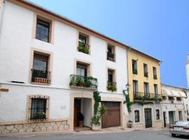 Casa La Muntanya Rural Guadalest, Benimantell