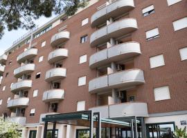 Hotel Palace 2000, Pomezia (Zolforata yakınında)