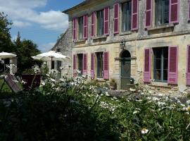 Le Presbytere de Champcerie, Champcerie (рядом с городом Putanges)