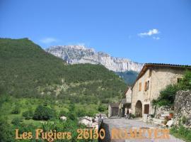Les Fugiers, Romeyer (рядом с городом Chamaloc)
