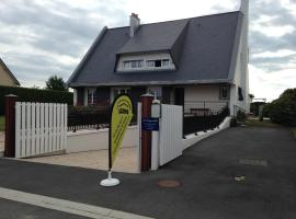 Le Franquevillette, Boos (рядом с городом Франкевиль-Сен-Пьер)