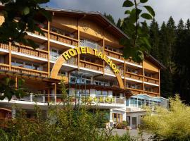 Alpenhotel Talhof, Reutte (Wängle yakınında)