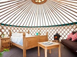 Portsalon Luxury Camping, Portsalon (рядом с городом Rosnakill)