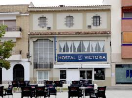 Hostal Victoria, La Carlota (La Guijarrosa yakınında)