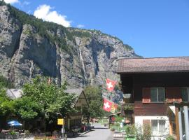 Hotel und Restaurant Stechelberg, Stechelberg