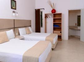 Hotel Villas Bambu