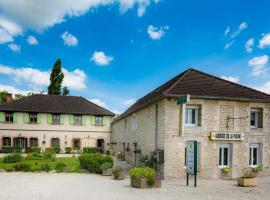 Auberge De La Plaine, Ла-Ротьер