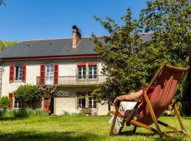 La Maison de L'Ousse, Livron (рядом с городом Gomer)