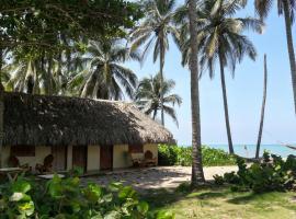 La Sirena Eco Hotel & Retreat, Palomino (Nevamar yakınında)