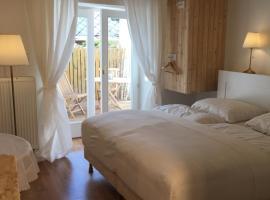 House Apartmentshumpolec + Garden, Humpolec (Herálec yakınında)