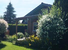 Ferienhaus Lautertal, Engelrod (Groß Felda yakınında)