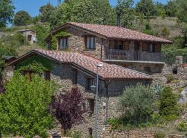 Casa Sisquet, Montcortes (рядом с городом La Pobleta de Bellvei)