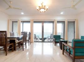 4bhk fully furnished flat on rent